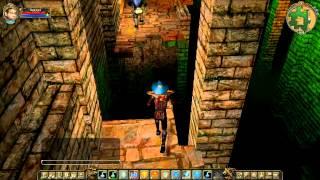 """Dungeon Lords MMXII - Часть 20 """"Весёлая компания p.2"""" [кооп]"""