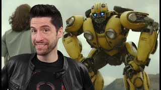Bumblebee - Teaser Trailer Review
