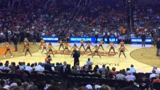 Suns Dancers - Whistle While You Work It - 4/14/15