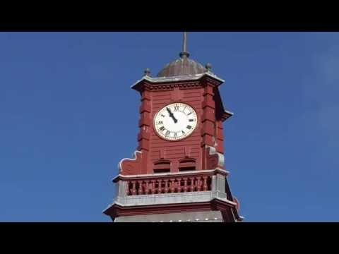 Victoria Baths Clock, Manchester