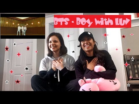 BTS - Boy With Luv Reaction