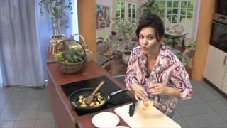 Любимые рецепты. Картофель с розмарином.