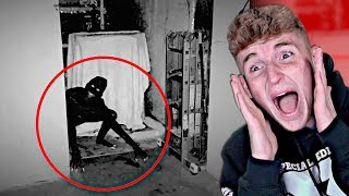 Reacting To The Scariest VIDEO On The Internet..