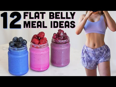 Easy Meal Prep Ideas to Lose Weight & Get a Flat Belly