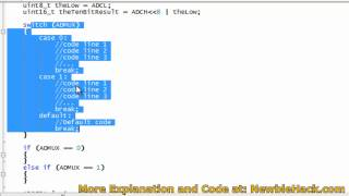 35. Arduino for Production! AVR ADC How to use multiple channels on the analog to digital converter