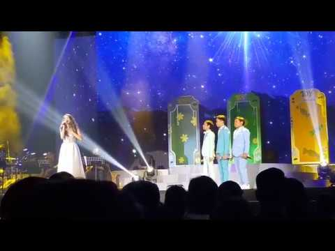 MARIELLE MONTELLANO AND TNT BOYS SING A MILLION DREAMS | TNT ALL-STAR SHOWDOWN
