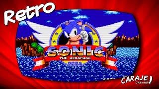 Vídeo Sonic the Hedgehog