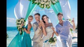 Свадьба за границей. на Мальдивах Сейшелах в Мексике