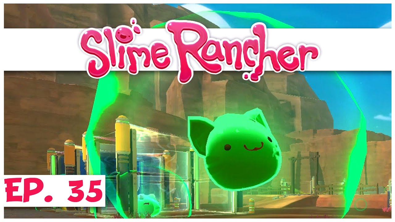 Slime Rancher Largos - Exploring Mars