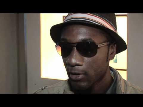 Interview Aloe Blacc (part 1)