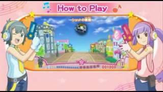 「ミュージックガンガン!」デモムービー・How to Play編