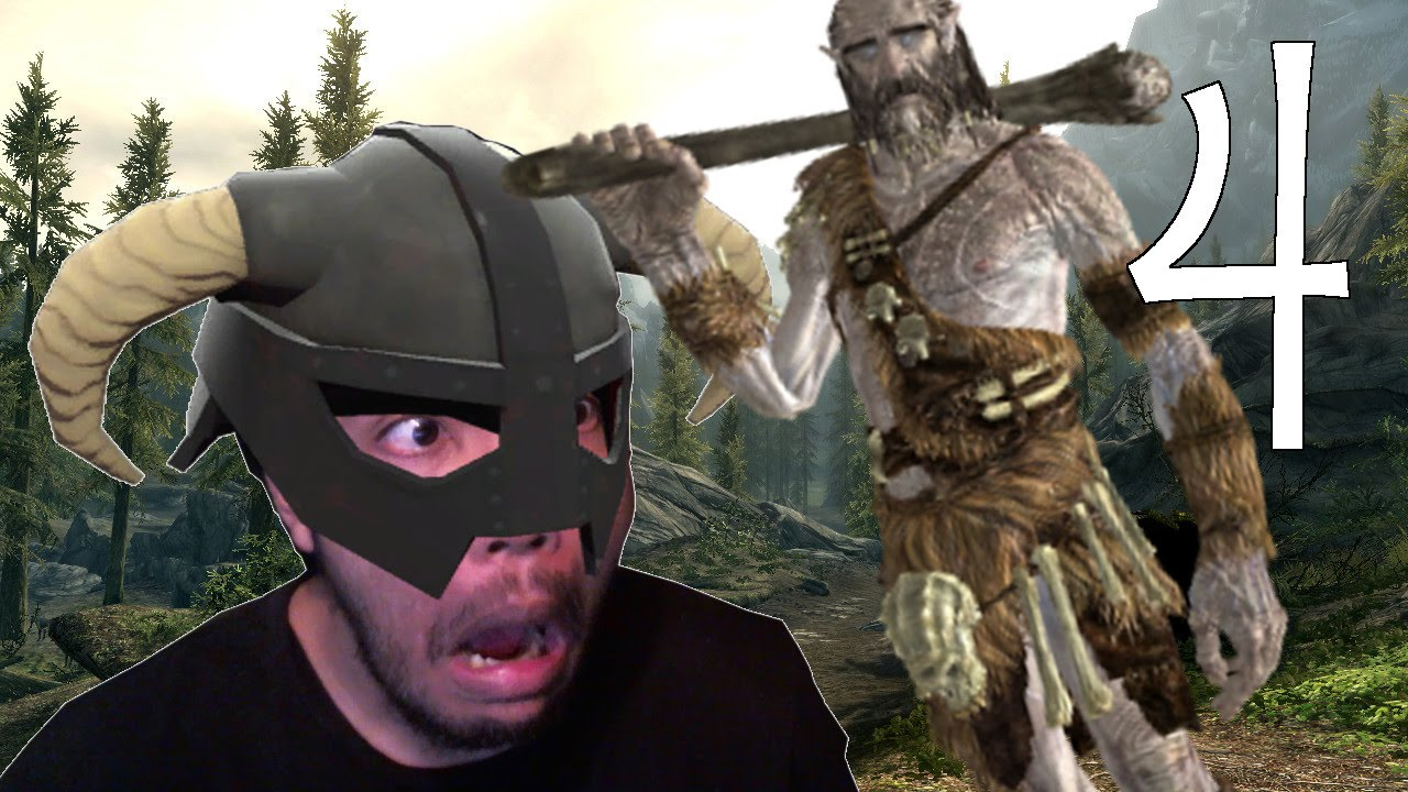 op ogre!! [skyrim: mod adventures - episode 4 -] - youtube