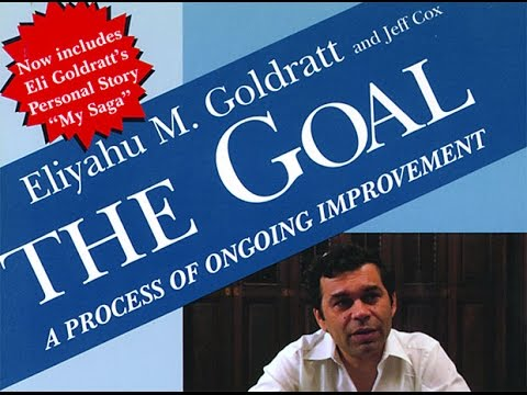 the goal by eliyahu goldratt book review  the goal by eliyahu goldratt book review