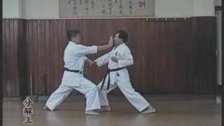 Shisochin  Goju Ryu