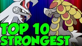 TOP 10 NEW STRONGEST POKEMON In Pokemon Ultra Sun and Pokemon Ultra Moon! Best 7th Gen Pokemon