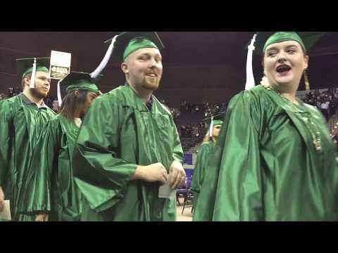 Fall 2019 Pensacola State College Commencement