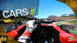 Project CARS | First (and Last?) Formula A Race (PC Ultra 60FPS)