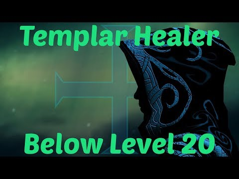 Leveling A Heal Templar Eso