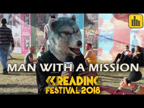 Man With A Mission share the story of their creation.
