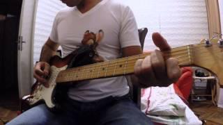 Blur - Trailer Park (Guitar Cover)