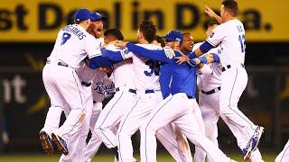 2014 AL Wild Card Game - Athletics vs. Royals (Classic MLB Game)