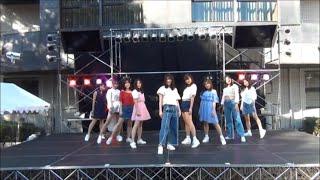 181125 東京大学 駒場祭 TWICE (트와이스)Dance The Night Away by STEP