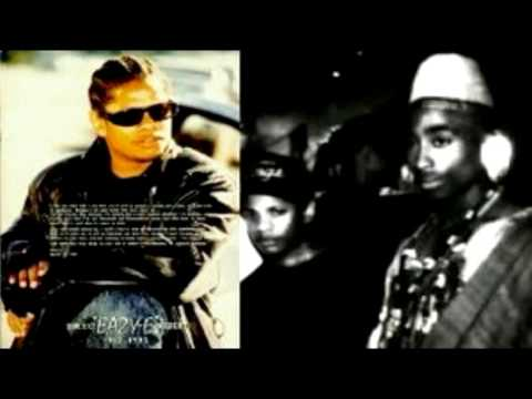 Eazy-E interview hears about 2pac Shooting 2 police officers