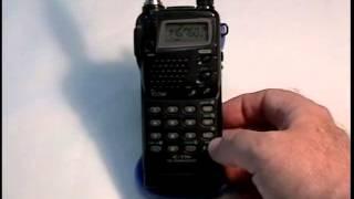 icom ic t7h amateur dual band handheld