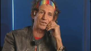 Keith Richards -  About The Nearness of You