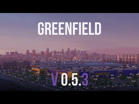 Greenfield - The Largest City In Minecraft - V0.5.3