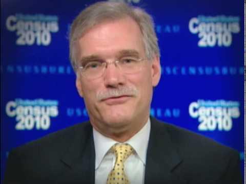 Dr. Bob Groves, Director, U.S. Census Bureau