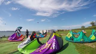 kitesurfing trip Sicilia-Dimensionekite!!