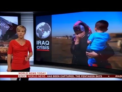 BBC World News Today from Studio B