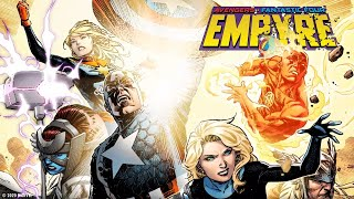 Who Betrays The Avengers In EMPYRE?! | Marvel Comics