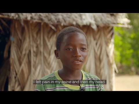 Meet Justino from Mozambique - A day in his life