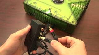 Classic Game Room - XBOX 1 ADVANCED AV PACK review