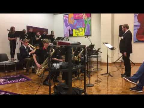 Ants in The Pants Jazz Band (Tri-North)