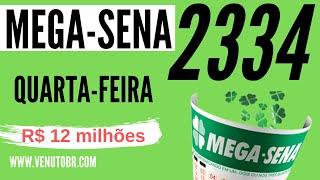 🍀 Resultado Mega-Sena 13/01, resultado da mega-sena de hoje concurso 2334