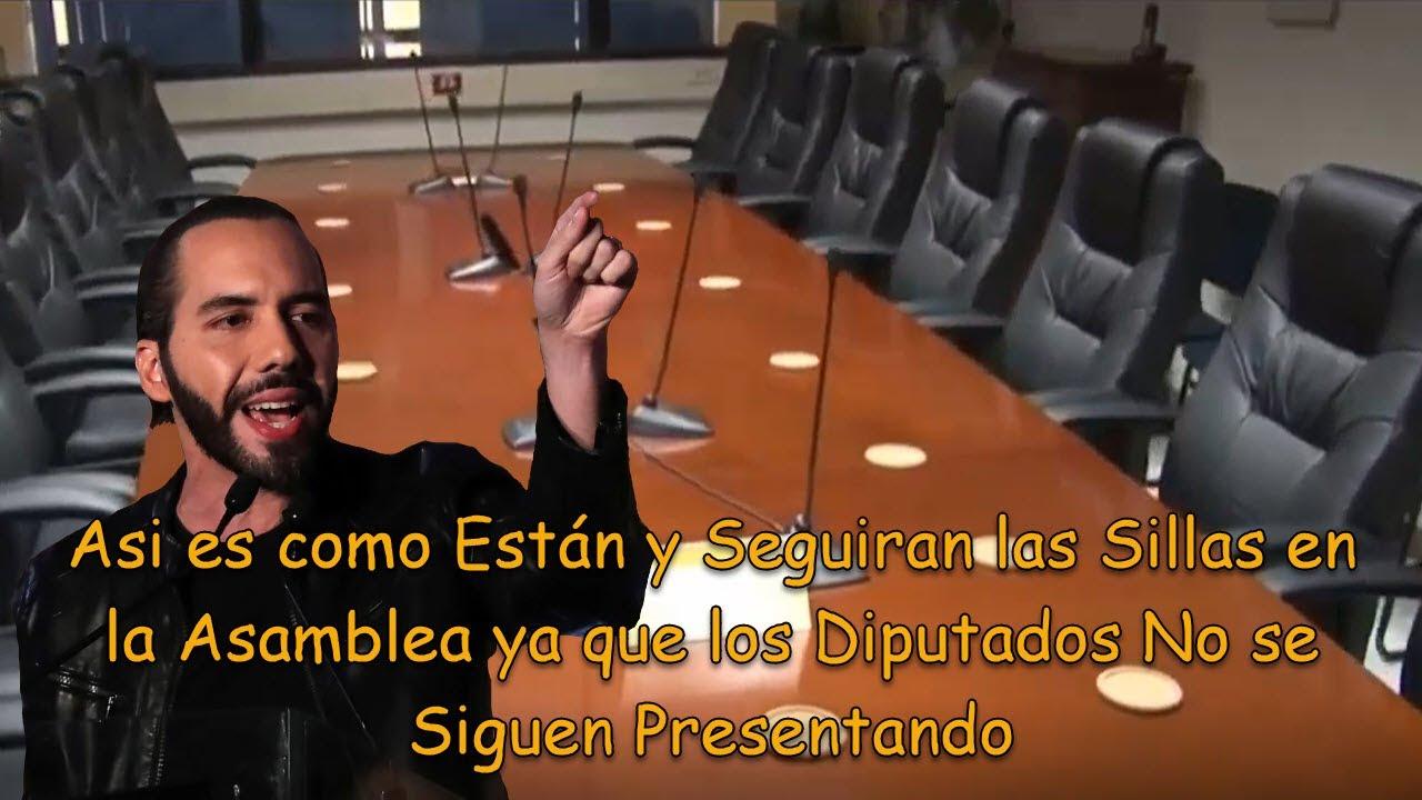 5 Comisiones Legislativas No Han Llevado a cabo por Inasistencia de Diputados Derrotados