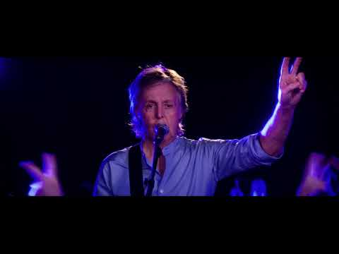 Paul McCartney at The Cavern, July 26th July