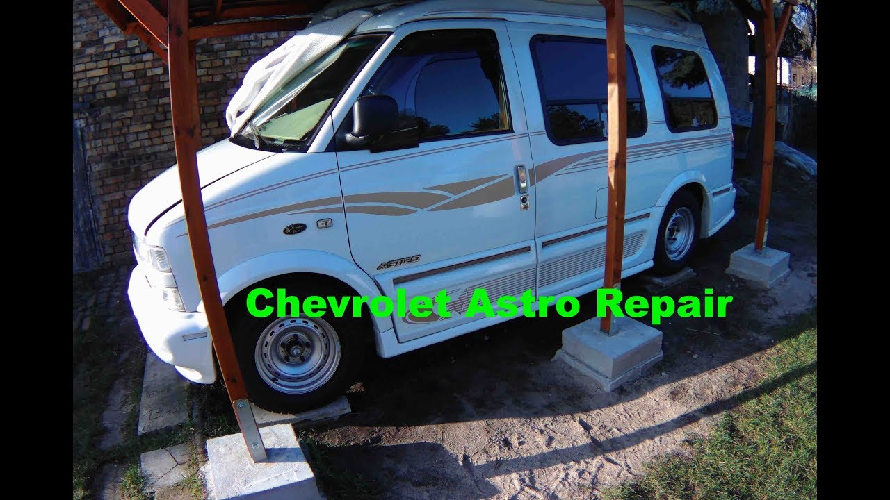 chevy astro ignition repair youtube Chevy Astro Brake Wiring chevy astro ignition repair
