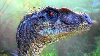 Jurassic Park Theme Song with pictures