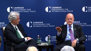 Intelligence Brief With James Clapper