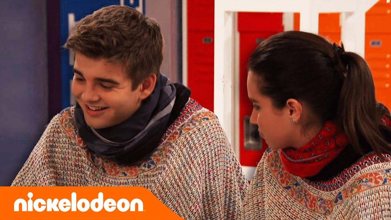 Grzmotomocni   Najlepsze momenty z udziałem Maxa i Allison   Nickelodeon Polska