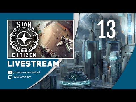 Star Citizen Rookie - Livestream 13 (Alpha 2.5) - Inside/Out *ALL* flyable ships