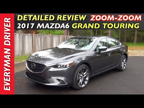Watch This Review 2017 Mazda6 on Everyman Driver