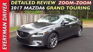 Watch This Review: 2017 Mazda6 on Everyman Driver