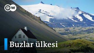 Avrupa'nın En Büyük Buzulu İzlanda'da: Vatnajökull - DW Türkçe