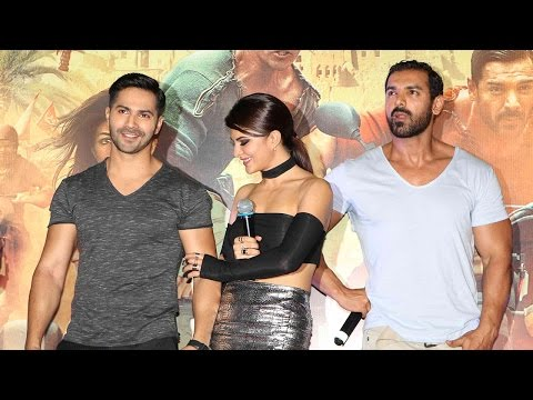 Dishoom Trailer launch UNCUT : Varun...