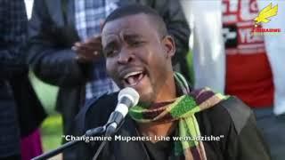 Agere pachigaro : Takesure Zamar Ncube